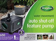 Blagdon Feature Pump Auto-Off 1200