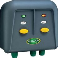 Blagdon Powersafe Two-Way Outdoor Switchbox