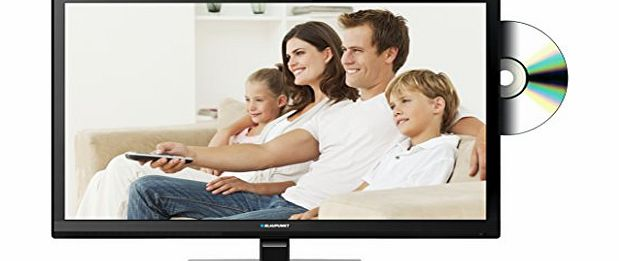 Blaupunkt 24-inch Widescreen HD Ready LED TV with built-in DVD player and Freeview product image