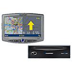 TravelPilot DX-V with monitor (silver)
