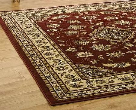 Blenheim XLarge New Quality Traditional Rugs Red rug carpet 200 x 290 cm (67`` x 96) Sherborne product image