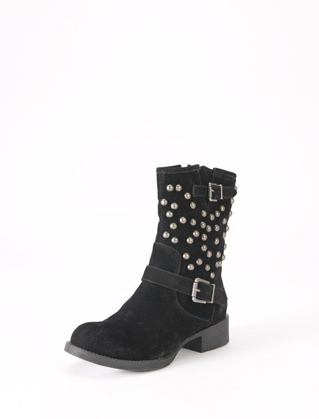 Blowfish Krush Studded Biker Boots