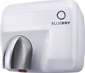BlueDry, 1228[^]2403J Blue Storm High Speed Hand Dryer White