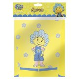 Fifi and the Flowertots Painting Apron w/ sleeves