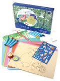 In the Night Garden Colouring and Activity Set