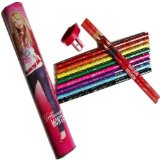 Hannah Montana Coloured Pencil Tube