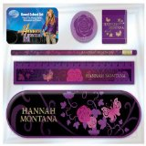 Hannah Montana School Stationery Set