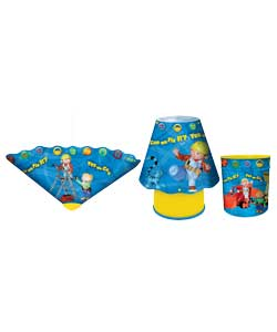 Bob the Builder 3pc Lighting Set product image