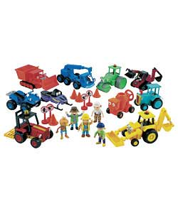 Bob the Builder Big Value 10 Piece Playset product image