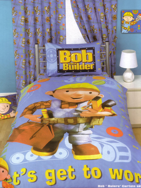 Bob The Builder Duvet Covers