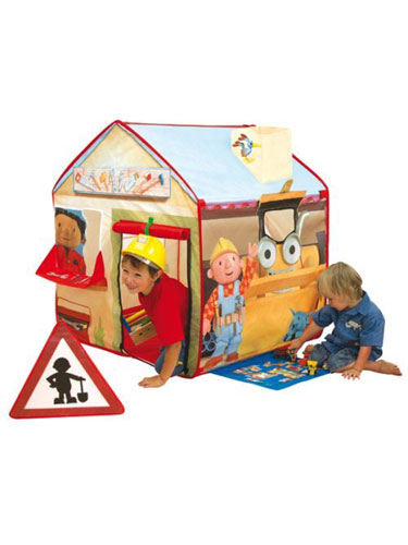 bob the builder play tent. Black Bedroom Furniture Sets. Home Design Ideas