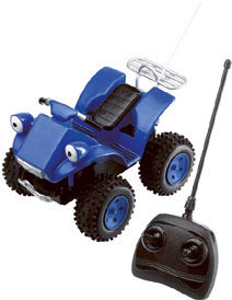 Bob the Builder - Radio Controlled Scrambler product image