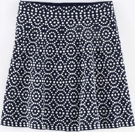 Boden, 1669[^]35216803 Annabel Knitted Skirt Navy Boden, Navy 35216803
