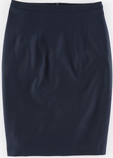 Boden, 1669[^]35197052 Aubrey Pencil Skirt Blue Boden, Blue 35197052