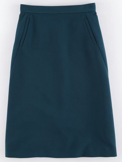 Boden, 1669[^]35084664 Audrey Skirt Seaweed Boden, Seaweed 35084664
