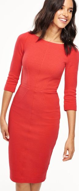Boden, 1669[^]35072651 Aurelia Ottoman Party Dress Rouge Red Boden,
