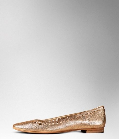 Boden, 1669[^]35055706 Ballerina Pumps Soft Gold Metallic Boden, Soft