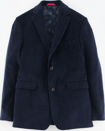 Boden, 1669[^]34934075 Brompton Cord Jacket Washed Navy Cord Boden,
