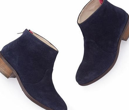 Boden Chic Ankle Boot, Blue 34214858