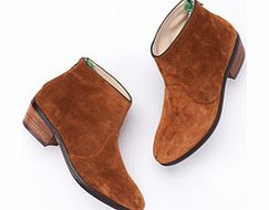 Boden Chic Ankle Boot, Dark Tan 34214973