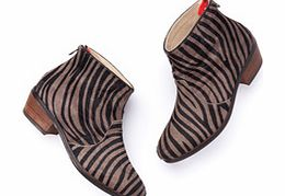 Boden Chic Ankle Boot, Grey Zebra 34214783