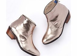 Boden Chic Ankle Boot, Warm Pewter Metallic 34214932