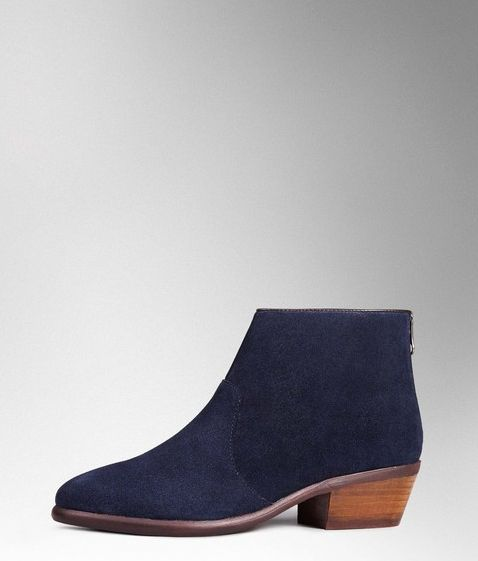 Boden, 1669[^]34214874 Chic Ankle Boots Blue Boden, Blue 34214874