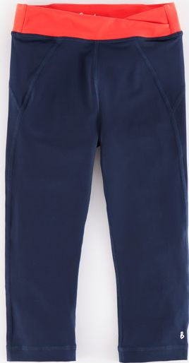 Boden, 1669[^]35178177 Cropped Active Legging Navy/Soft Red Boden,