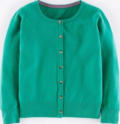 Boden, 1669[^]35189984 Cropped Cashmere Cardigan Viridian Boden,