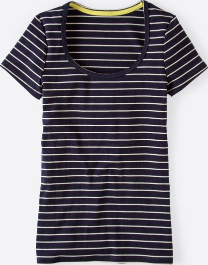 Boden, 1669[^]34672634 Essential Short Sleeve Tee Navy Boden, Navy