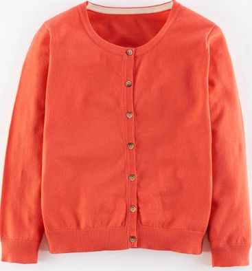 Boden, 1669[^]35112002 Favourite Cropped Cardigan Autumn Sunset Boden,