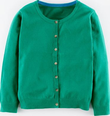 Boden, 1669[^]35111657 Favourite Cropped Cardigan Viridian Boden,