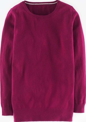 Boden, 1669[^]35060813 Favourite Relaxed Crew Neck Beetroot Boden,