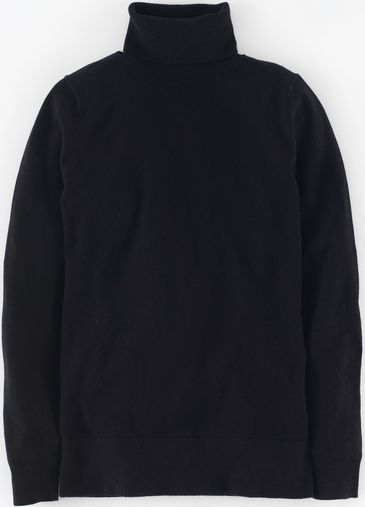 Boden, 1669[^]35203330 Favourite Roll Neck Jumper Black Boden, Black