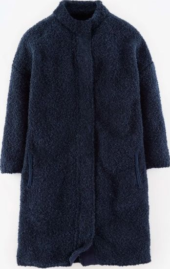 Boden, 1669[^]35192624 Funnel Neck Coatigan Navy/Black Boden,