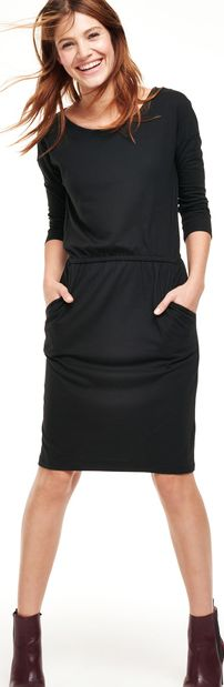 Boden, 1669[^]35204270 Hettie Party Dress Black Boden, Black 35204270
