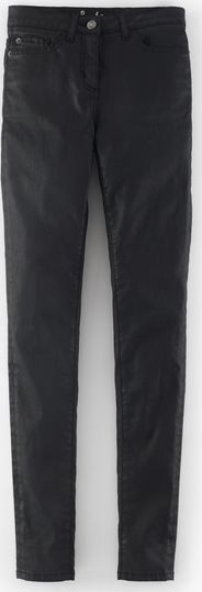 Boden, 1669[^]35097625 High Rise Super Skinny Jeans Black Wax Boden,