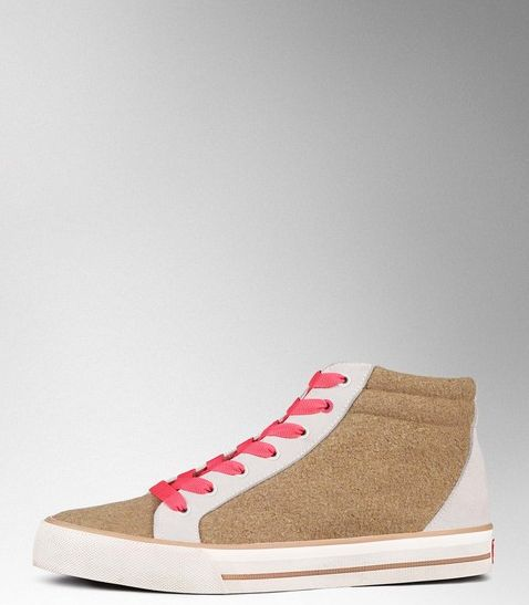 Boden, 1669[^]35025303 High Top Trainer Acorn/Ivory/Coral Reef Boden,