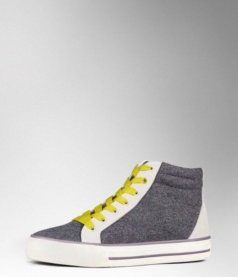 Boden, 1669[^]35025378 High Top Trainer Shingle/Ivory/Chartreuse Boden,