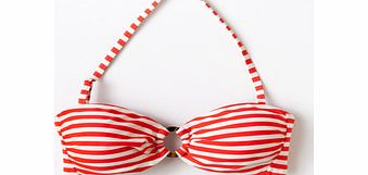Boden Hoop Detail Bikini Top, Fruit Punch/Ivory,Light product image