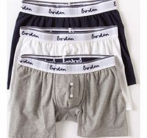 Boden Jersey Boxers, Plain Pack,Stripe Pack 34041020 product image