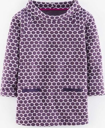 Boden, 1669[^]35016922 Jersey Jacquard Top Dark Lilac/Lilac Boden, Dark