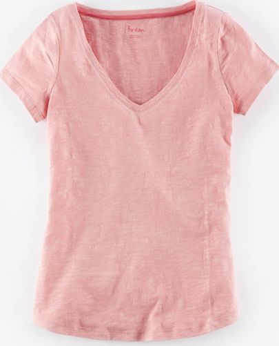 Boden, 1669[^]35002815 Lightweight V-neck Old Rose Boden, Old Rose