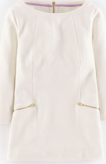 Boden, 1669[^]35241603 Long Line Ottoman Zip Top Ivory Boden, Ivory