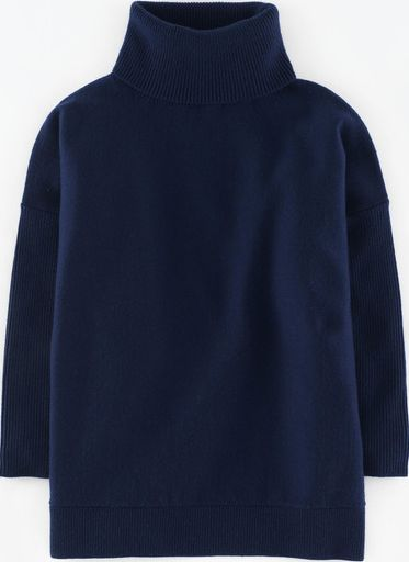 Boden, 1669[^]35213784 Merino Off Duty Jumper Blue Boden, Blue 35213784