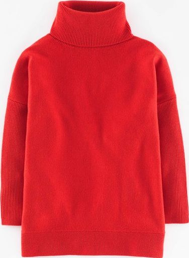 Boden, 1669[^]35213818 Merino Off Duty Jumper Rouge Red Boden, Rouge