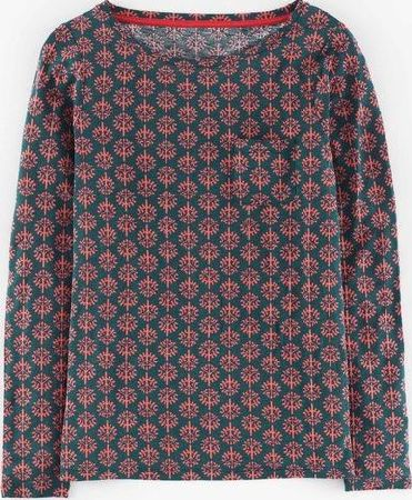 Boden, 1669[^]35164714 Olive Top Thyme Tree Print Boden, Thyme Tree