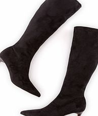 Boden Pointed Stretch Boot, Black 34218826