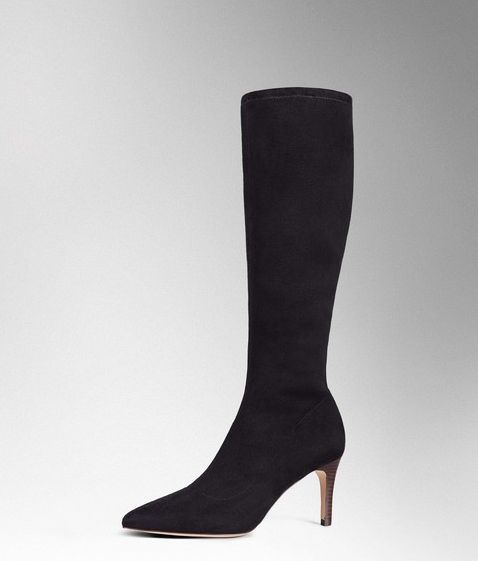 Boden, 1669[^]35160407 Pointed Stretch Boot Black Boden, Black 35160407