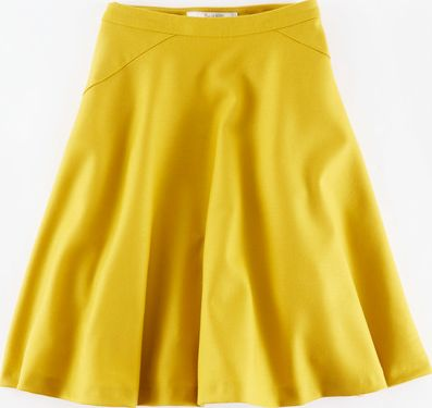 Boden, 1669[^]35086339 Richmond Skirt Hot Mustard Boden, Hot Mustard